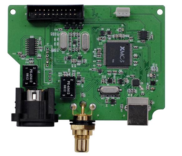 Stello U3 async USB to coax & AES/EBU transport